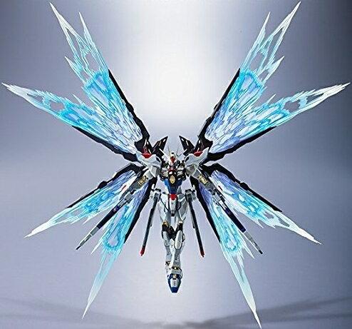 コレクション, フィギュア BANDAI SEED DESTINY METAL BUILD ZGMF-X20A STRIKE FREEDOM GANDAM WING OF LIGHT OPTION SET 065-210511-01HH