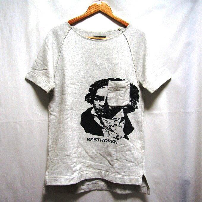 トップス, Tシャツ・カットソー TAKAHIROMIYASHITA The SoloIst s.0326 S125 DM 125-210814-04USH