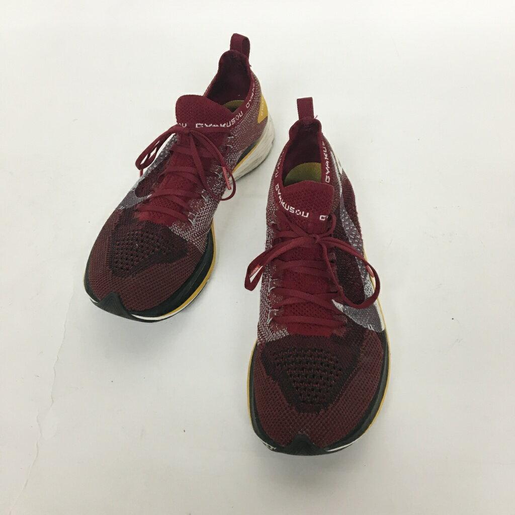 メンズ靴, スニーカー NikeLab() UNDERCOVER() VaporFly 4 Flyknit Gyakusou AV7998-600 27.5 139 139-200911-01NS