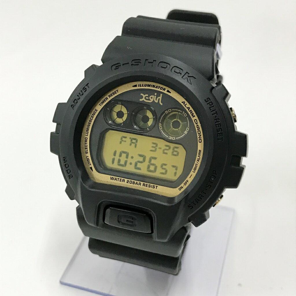 腕時計, メンズ腕時計 CASIO G-SHOCKX-LARGEX-GIRL DW-6900FS 141 141-210326-02NS