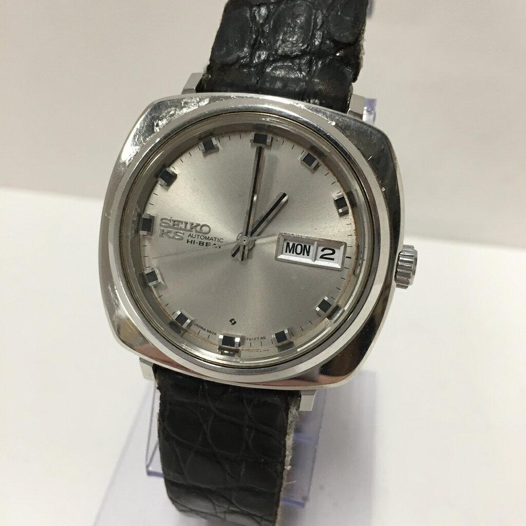 腕時計, メンズ腕時計 KING SEIKO HI-BEAT 5626-7010 141 141-190909-02NS
