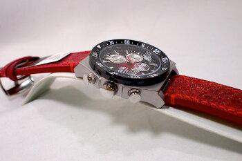 ALPHAアルファAL502レッド【新品】【時計】【四日市併売品】【1410279SY】