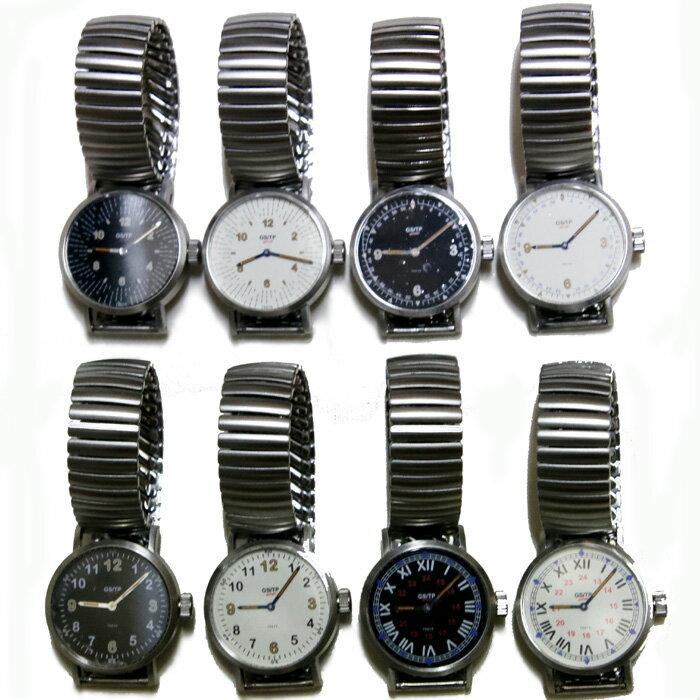 腕時計, 男女兼用腕時計 GSTP() GOLIATH RECORDER DIALNAVIGATOR DIALJOURNEY DIALAPERTURE DIAL