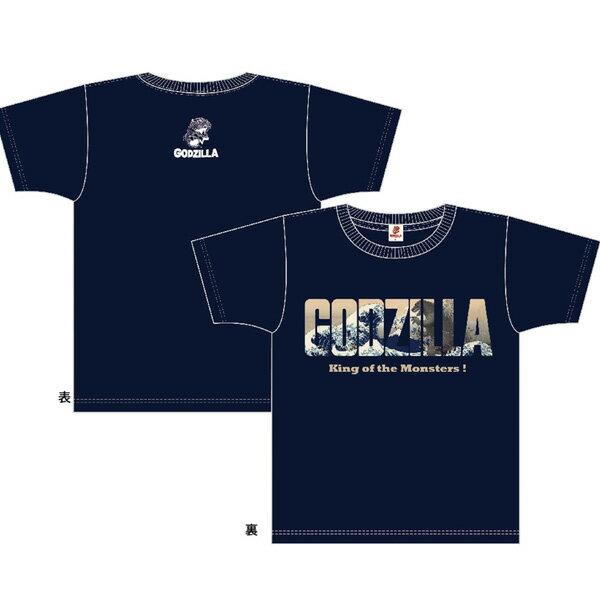 トップス, Tシャツ・カットソー  T NV t GODZILLA 100