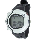 テルバ 腕時計 心拍計測機能付 デジタル メンズウォッチ TEV-2513-WT ホワイト