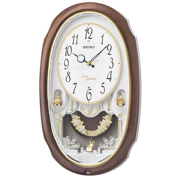 置き時計・掛け時計, からくり時計  SEIKO AM260A