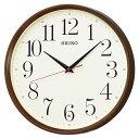 掛け時計 壁掛け時計 電波時計 セイコー クロック SEIKO スタンダード アナログ時計 KX222B
