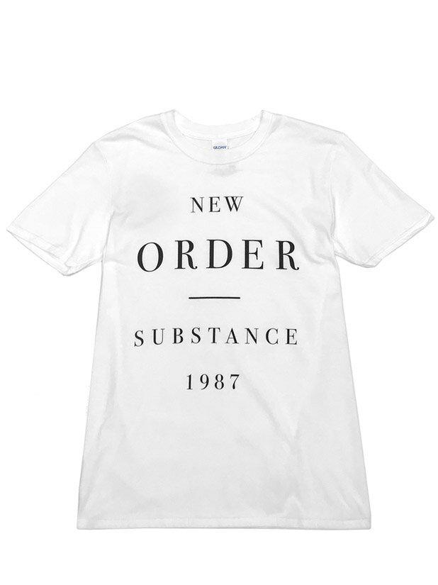 トップス, Tシャツ・カットソー T NEW ORDER SUBSTANCE T JOY DIVISION UNDERCOVER RAF SIMONS
