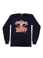 バンドTシャツBEASTIEBOYS/LICENSEDTOILL1987TOURLONGSLEEVEDTEEビースティー・ボーイズオフィシャルバンドTシャツヒップホップラップパンクハードコアサマソニサマーソニックフジロック