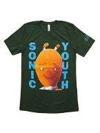 バンドTシャツSONICYOUTH/DIRTYALIENTEEソニック・ユースオフィシャルバンドTシャツロックTシャツオルタナティブノイズサマソニMIKEKELLEY