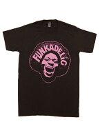 バンドTシャツFUNKADELIC/SCREAMファンカデリックオフィシャルロックTシャツ(SからXLサイズ)パーラメント
