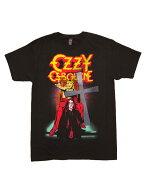 バンドTシャツOZZYOSBOURNE/SPEAKOFTHEDEVILオジー・オズボーンオフィシャルTシャツロックTシャツHR/HMブラック・サバスBLACKSABBATH