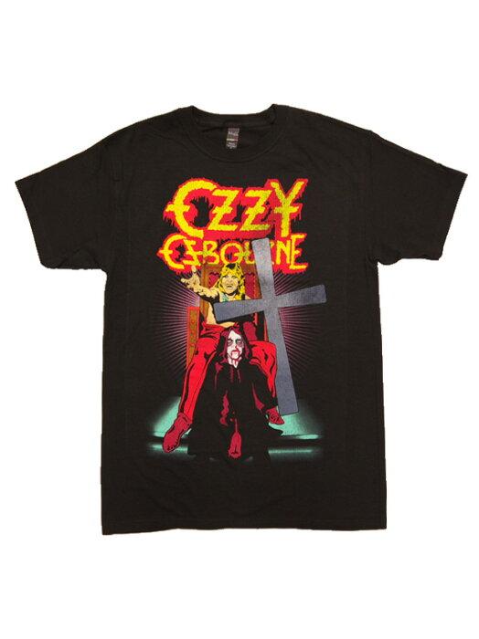 バンドTシャツ OZZY OSBOURNE / SPEAK OF THE DEVIL オジー・オズボーン オフィシャルTシャツ ロックTシャツ HR/HM ブラック・サバス BLACK SABBATH