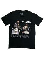 ERICB&RAKIM/FOLLOWTHELEADERヒップホップラップPAIDINFULLバンドTシャツJUICE
