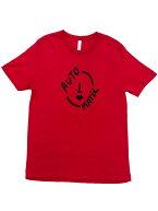 バンドTシャツAUTOMATIC/LOGO(RED)オフィシャル