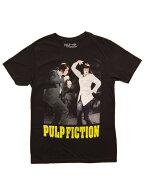 ムービーTシャツPULPFICTION/DANCEOFFパルプ・フィクションオフィシャル映画Tシャツライセンス公認クエンティン・タランティーノ