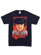 ムービーTシャツACLOCKWORKORANGE/SINISTERオフィシャル映画Tシャツ時計じかけのオレンジスタンリー・キューブリック