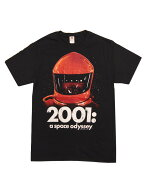 ムービーTシャツ2001:ASPACEODYSSEY/SPACETRAVEL2001年宇宙の旅オフィシャル映画Tシャツスタンリー・キューブリック