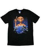 ムービーTシャツE.T./POINTINGUPイーティーTシャツ(2XLサイズ)映画Tシャツスティーヴン・スピルバーグ
