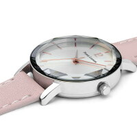 ピエールラニエレディース腕時計レザーウォッチブランド丸型