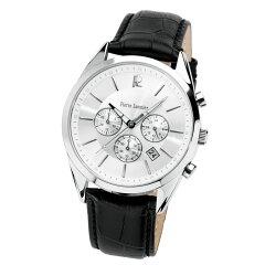 メンズウォッチの花形、クロノグラフ!【ピエールラニエ公式】メンズ腕時計/フランス製/ラッピ...