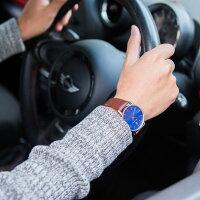 ピエールラニエレザーベルトメンズ腕時計丸形送料無料ラッピング無料ギフト刻印プレゼントシティライン