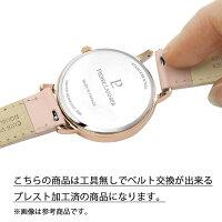 ピエールラニエオートマウォッチレディース腕時計ブランド丸型