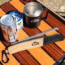 grn outdoor / GO-HANSET (WA) 和食キャンプ飯用のお箸 (GO0457F) (grnアウトドア) (専用ケース付き) (2020年春夏) (ネコポス対応商品) (クーポン対象外) 2