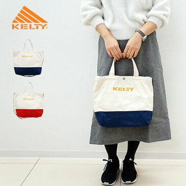 KELTY/ケルティ SHOULDER LOGO TOTE / ショルダーロゴトート (2592223) キャンバストート 通学 2way