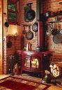 デザインとその機能で、世界で最も愛されている薪ストーブ薪ストーブ・バーモントキャスティン...