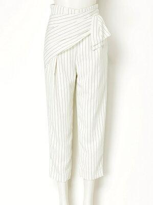 せいせいするほど3話の武井咲衣装のタックリボンパンツ