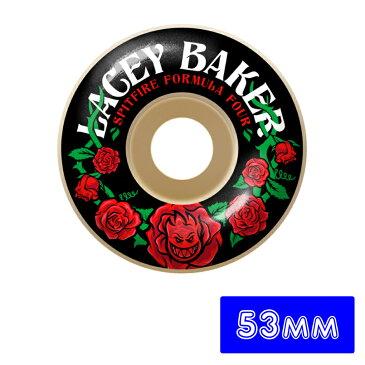 SPITFIRE スピットファイヤー F4 FOMULA FOUR lacey perennial 53mm 99duro skateboard wheel スケートボードウィール スケボー