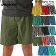 """ネコポス発送で送料無料パタゴニア PATAGONIA ショーツ 58033<Men's Baggies Longs - 7"""" メンズ バギーズロング(股下18cm)>Baggies shortsバギーズショーツ※取り寄せ品 ショートパンツ"""