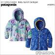 パタゴニア PATAGONIA フリース 60091<Baby Synch Cardigan ベビー シンチラ カーディガン>※取り寄せ品