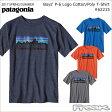 【割引クーポン配布中】PATAGONIA パタゴニア 子供用 Tシャツ 62215<Boys' P-6 Logo Cotton/Poly T-Shirt ボーイズ P-6 ロゴ コットン/ポリ Tシャツ>※取り寄せ品