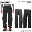 パタゴニア PATAGONIA パンツ 83812<Men's Torrentshell Pants メンズ トレントシェル パンツ>レインウェア 雨具※取り寄せ品