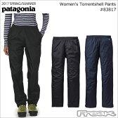【PATAGONIA パタゴニア レディース パンツ】83817<Women's Torrentshell Pants ウィメンズ トレントシェル パンツ>※取り寄せ品