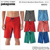 "PATAGONIA トランクス 86543 <Men's Stretch Wavefarer Board Shorts - 21"" メンズ ストレッチ ウェーブフェアラー ボード ショーツ(53cm) >"
