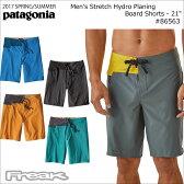 """PATAGONIA トランクス 86563 <Men's Stretch Hydro Planing Board Shorts - 21"""" メンズ・ストレッチ・ハイドロ・プレーニング・ボード・ショーツ(53cm)>"""