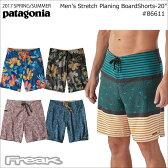 """PATAGONIA トランクス 86611<Men's Stretch Planing Board Shorts - 20"""" メンズ ストレッチ プレーニング ボード ショーツ(51cm)>"""