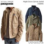 パタゴニア PATAGONIA メンズ ジャケット  26995<Men's Maple Grove Canvas Jacket  メンズ・メープル・グローブ・キャンバス・ジャケット>※取り寄せ品