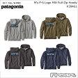 パタゴニア PATAGONIA 39461<M's P-6 Logo MW Full-Zip Hoody メンズ・P-6 ロゴ・ミッドウェイト・フルジップ・フーディ>※取り寄せ品