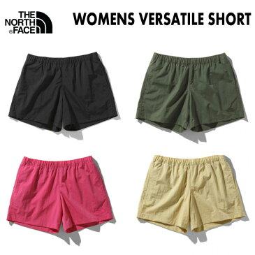 THE NORTHFACE ノースフェイス バーサタイルショーツ(レディース)Womens Versatile Shorts NB42052