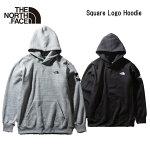 ノースフェイス THE NORTH FACE スクエアロゴフーディ(メンズ)フードスエット Square Logo Hoodie NT61835
