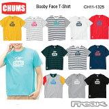 CHUMS チャムス CH11-1325<Booby Face T-Shirt Women's ブービーフェイスTシャツ(トップス/Tシャツ)>※取り寄せ品