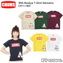 CHUMS チャムス CH11-1463<35th Boobys T-Shirt Women's 35周年ブービーズTシャツ(トップス/Tシャツ)※取り寄せ品