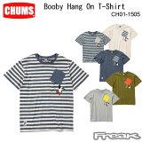 CHUMS チャムス メンズ Tシャツ CH01-1505< Booby Hang On T-Shirt ブービーハングオンTシャツ(トップス/Tシャツ)>※取り寄せ品