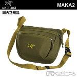 アークテリクス ARC'TERYX<マカ2 ウエストバック Maka2 Waistpack  3L>BUSHWHACK ショルダーバッグ ポーチ arcteryx