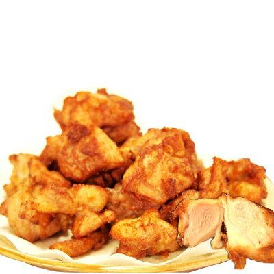わしのブチ旨 塩味からあげ鶏もも肉 500g × 1パック