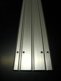 三連溝三枚引戸用Vレール(r-001)